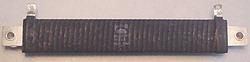 Dale HL95-08Z 6 Ohm Resistor