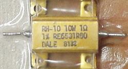 RH-10, 10W/1R00 1%