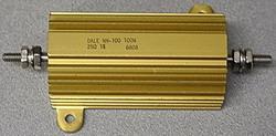 Dale NH-100, 25 Ohm, 1%
