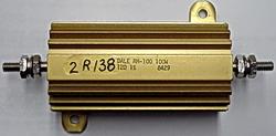 RH-100, 12 Ohms, 1%