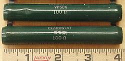 Clarostat VP50K 50W, 100 Ohms
