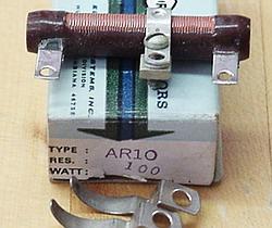 Memcor AR10, 100 Ohm