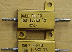 Dale RH-10, 1.3K, 10W