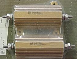 Dale RH-100, 0.09 Ohms, 100W