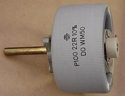 P100 22R Rheostat