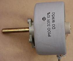 P100 33R Rheostat
