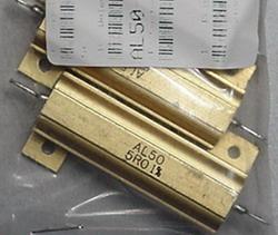 Welwyn AL50 5R0 Resistors