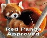 Red Panda Approved