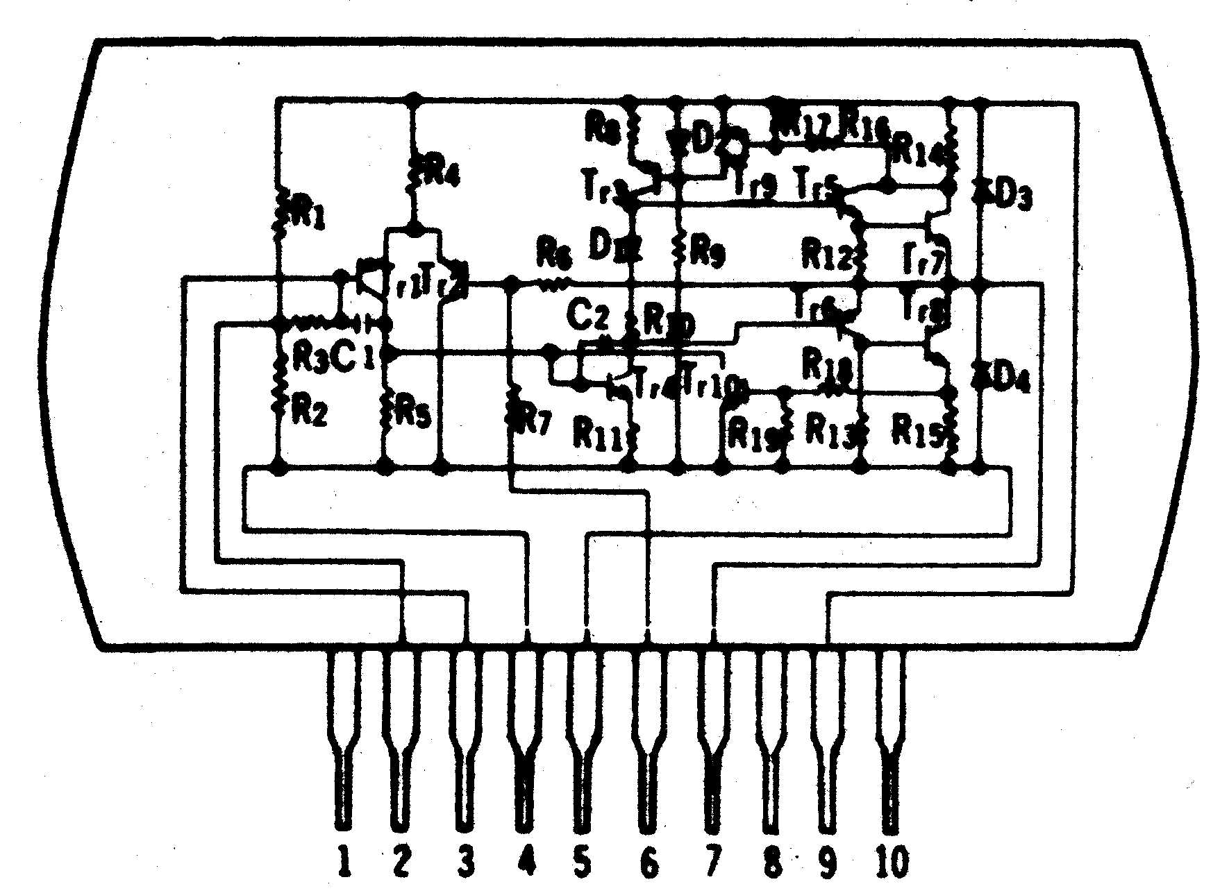 sphere u0026 39 s consumer transistor  module and ic page